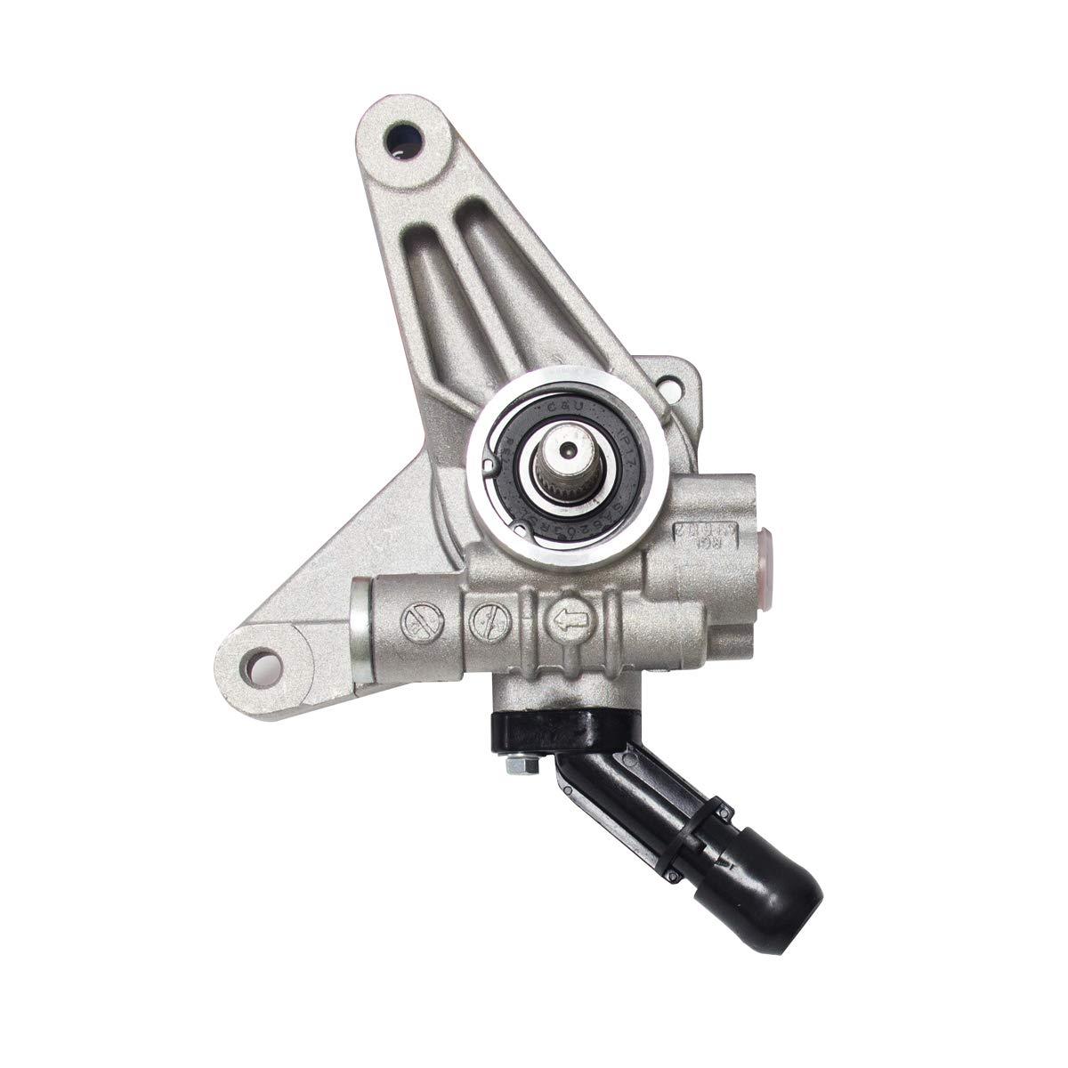 Honda Odyssey 2005-2010 Acura MDX 2007-2013 Replace 56110-RGL-A03 56110-PVJ-A01 56110-RYE-A02 Wisamic Power Steering Pump for Honda Pilot 2005-2008