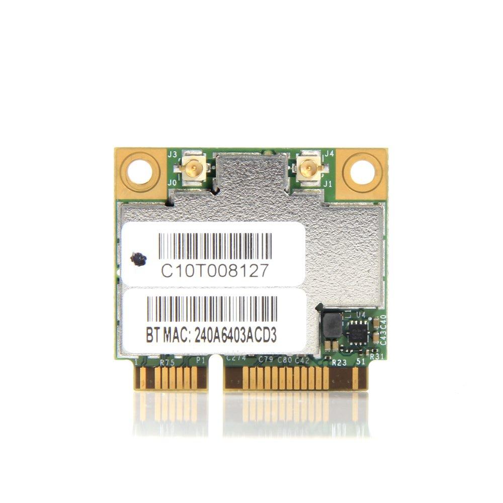 AzureWave Broadcom BCM94352HMB 802 11/ac/867Mbps WLAN + BT4 0 Half Mini  PCI-E