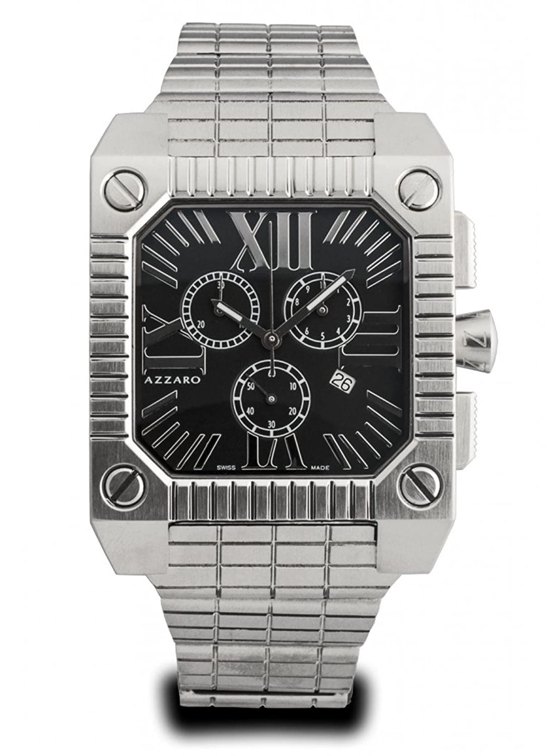 Azzaro Tutto Sport Chronograph Herrenuhr Swiss Made AZ1564.13BM.010