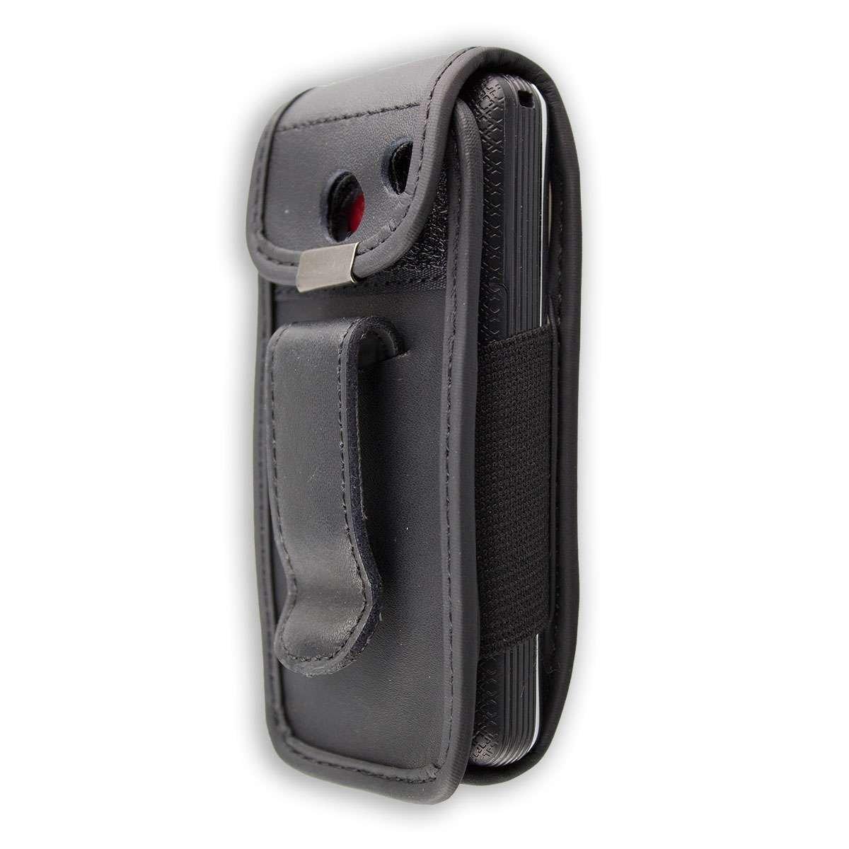 5d8b22c588c caseroxx - Housse de téléphone Portable à Clip pour Voxtel M250 en Cuir  veritable  Amazon.fr  High-tech