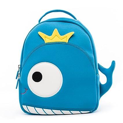 Lindo Animal mochila de jardín de infantes embroma la bolsa ...