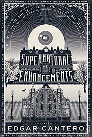 book cover of The Supernatural Enhancements