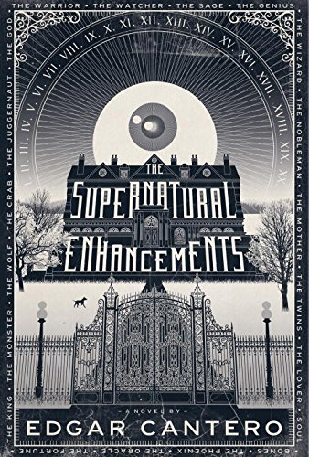 Supernatural Enhancements Edgar Cantero