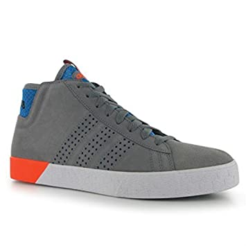 adidas Mens Daily Ultra Mid Suede Trainers Casual Sports Shoes Footwear