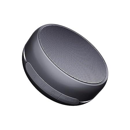 Altavoz Bluetooth, Mini portátil de Calidad de Sonido HiFi Tarjeta ...