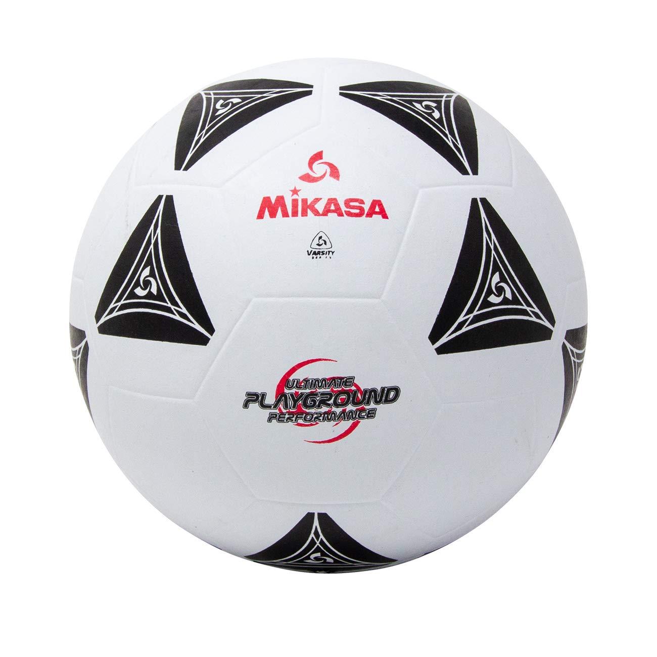 Mikasa S3000 de Goma balón de fútbol (tamaño 5): Amazon.es ...