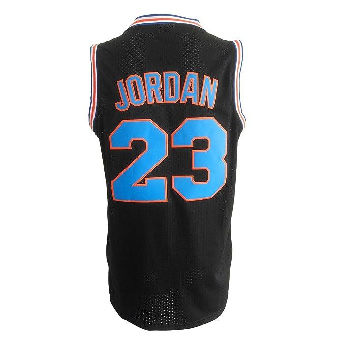 75b4817e9 Amazon.com  Basketball Jersey God 23 Space Jam Shirt Bunny Costume Tune  Squad Jersey Basketball Jerseys for Men S-XXL  Clothing