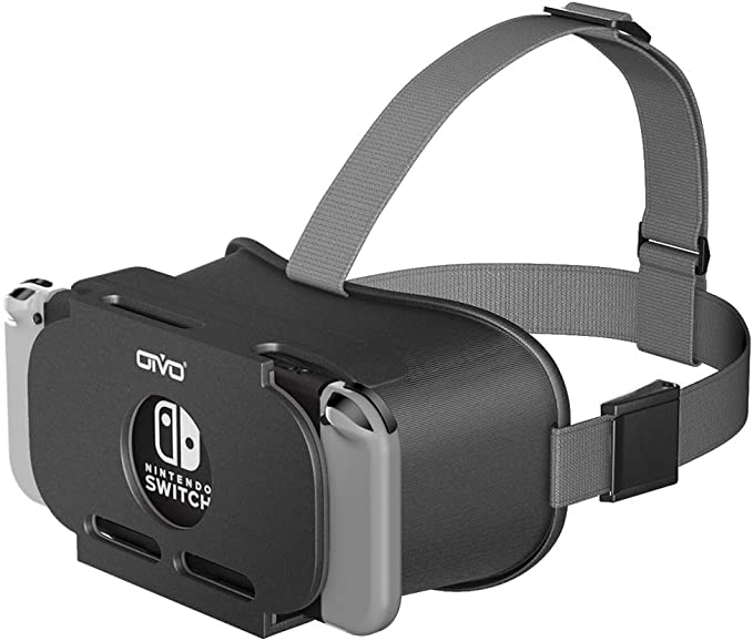 OIVO Gafas VR de Realidad Virtual para Nintendo Switch, 3D VR ...