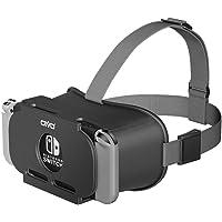 VR Labo for Nintendo Switch, OIVO 3D Labo Virtual Reality Glasses Headset for YouTube & Super Smash Bros. & Zelda…