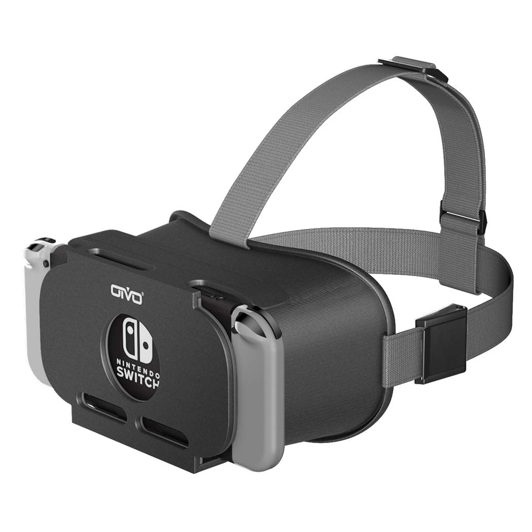 OIVO VR Headset for Nintendo Switch, 3D VR (Virtual Reality) Glasses, Labo Goggles Headset for Nintendo Switch