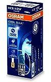 OSRAM 64151CBI 12V COOL BLUE INTENSE H3 Halogen-Scheinwerferlampe, Faltschachtel (1 Stück)