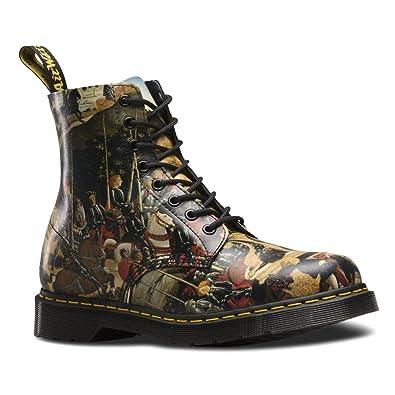 Dr. Martens 1460 Femme Boots Noir
