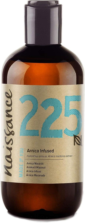 Naissance Árnica - Aceite Macerado 100% Puro - 250ml