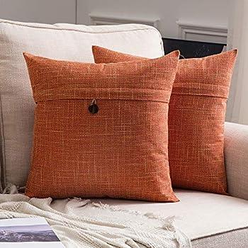 Amazon.com: Brawarm - Fundas de almohada supersuaves para ...