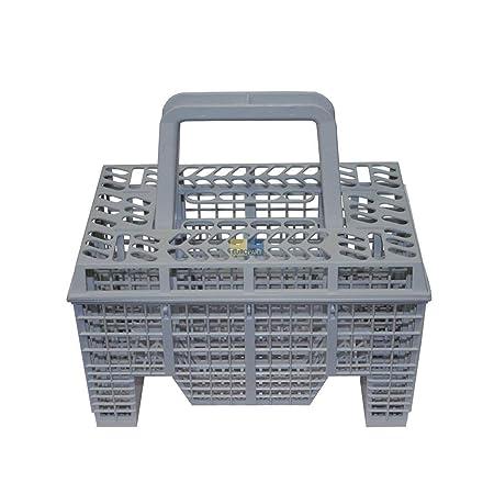 Genuine Electrolux Lavavajillas gris cesta de cubiertos 1118228004 ...
