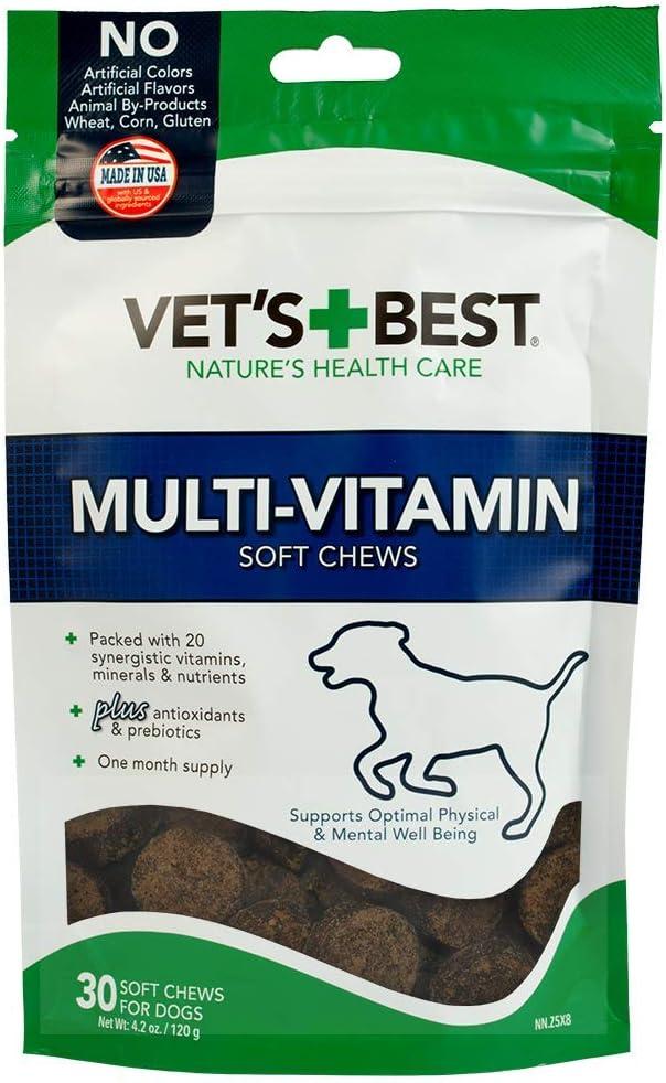 Vet's Best Multivitamin Soft Chews
