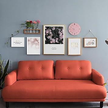 Mnii Foto Wand Modern Einfach Massivholz 5 Combo Zeichnen Enthalt