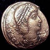 ONE Authentic Ancient ROMAN EMPIRE BRONZE COIN