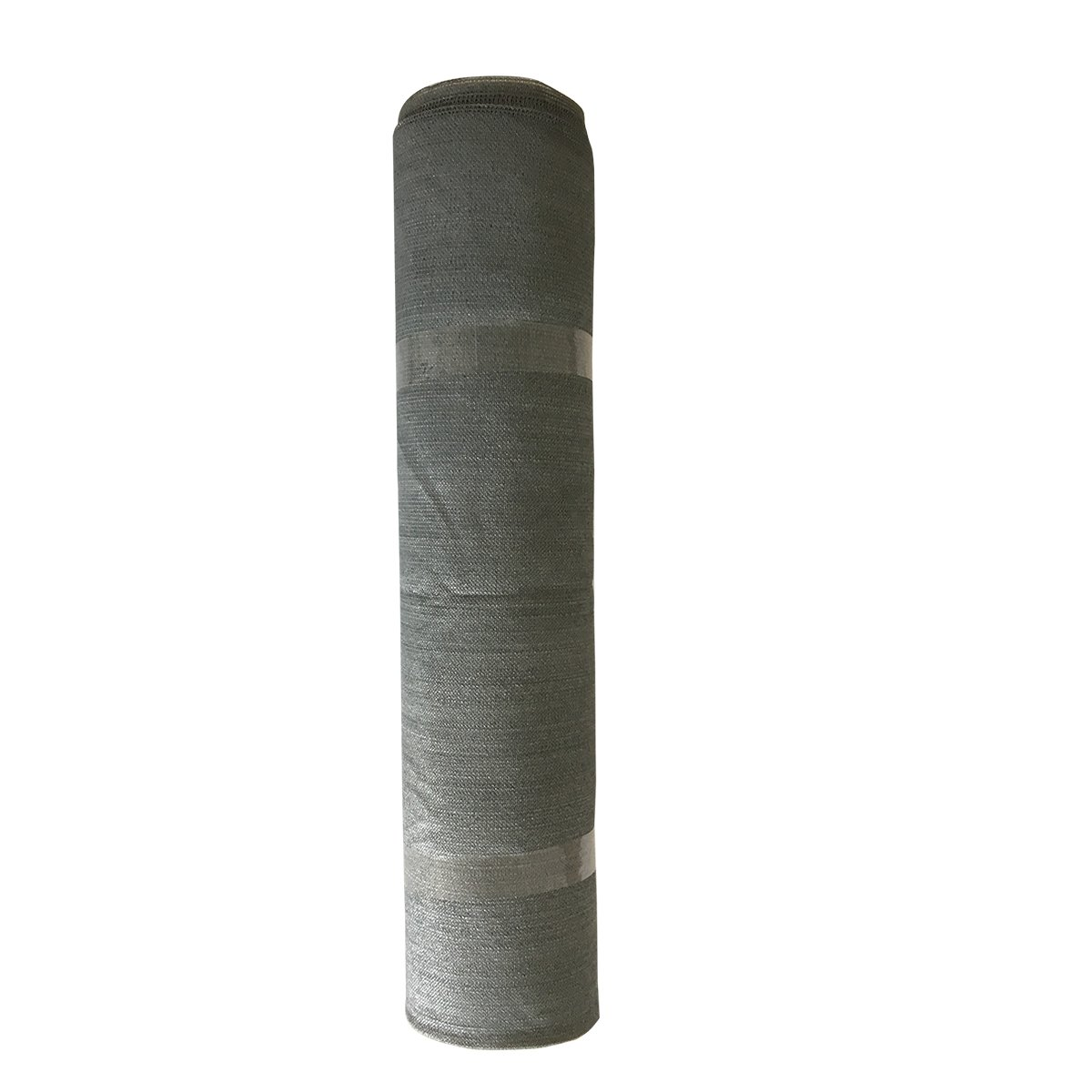 Shatex ShadeShatex 90% Sun Shade Fabric for Pergola Cover Porch Vertical Screen 10' x 50', Grey