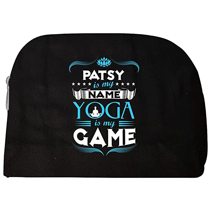 Amazon.com: Patsy My First Name Yoga My Game Yoga Teacher ...