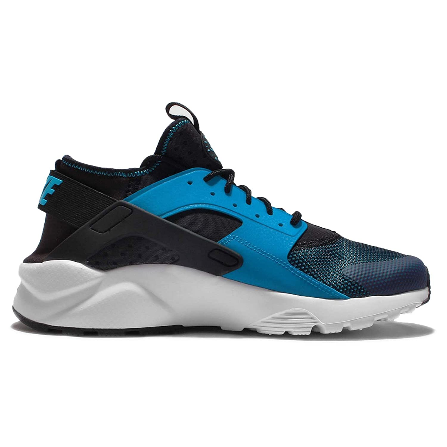 info for af597 0cfe2 Nike air Huarache Run Ultra Mens Running Trainers 819685 Sneakers Shoes (US  10, Blue Lagoon White Black 401)  Buy Online at Low Prices in India -  Amazon.in