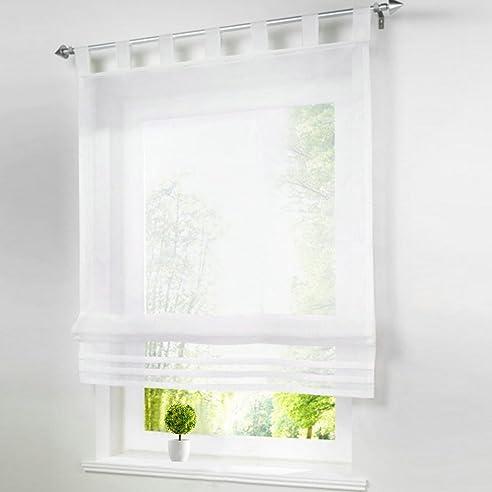 schlaufen gardinen gardinen 2018. Black Bedroom Furniture Sets. Home Design Ideas