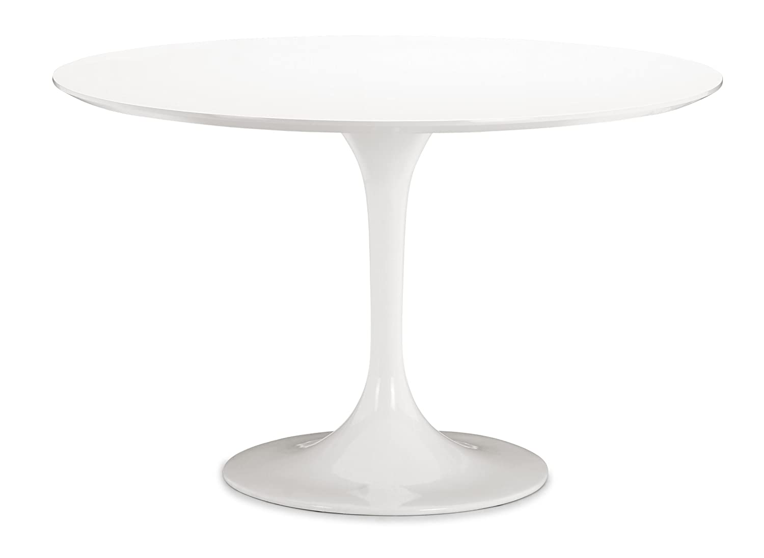 Amazoncom Zuo Wilco Table White Tables