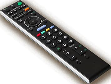 Remote Control for Sony Bravia LCD/Plasma TV, RM-ED020 RMED020 - Substitute  Replacement