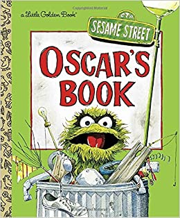 Oscar S Book Sesame Street Little Golden Book Golden