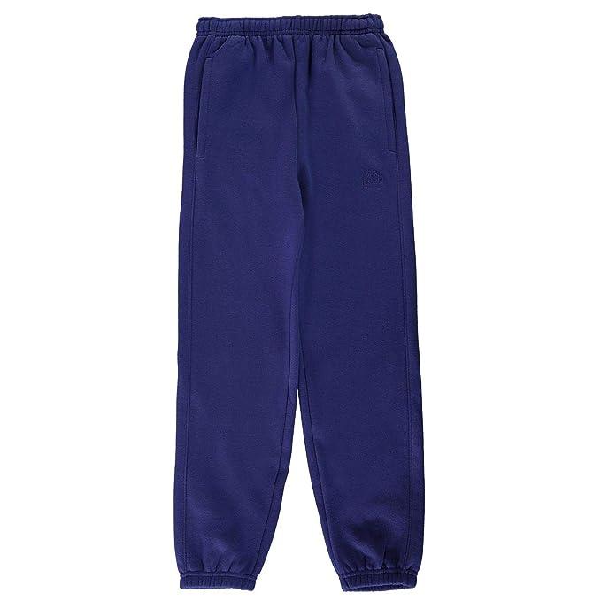 Lonsdale Niños Closed Hem Fleece Pantalones De Jogging: Amazon.es ...