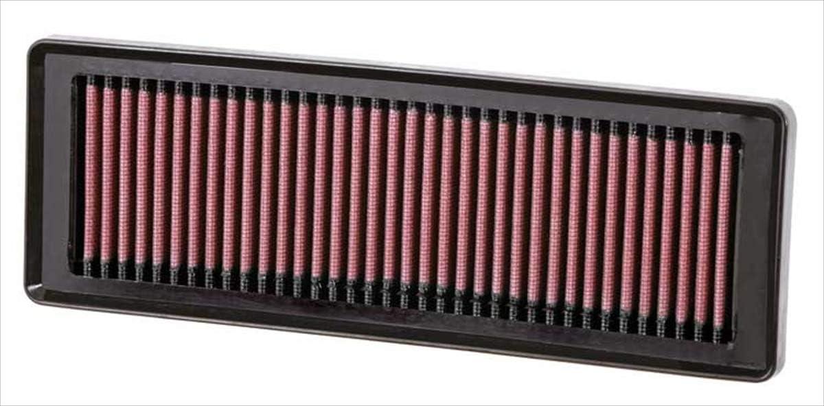 1 Filtro dell/'aria k/&n FILTRO ka-6009 adatto per