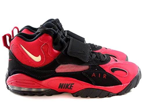 uk availability 15e88 47b87 Nike Air Max Speed Turf 49ers Black Red Gold Marino Men Shoes 525225 680  (10)  Amazon.ca  Shoes   Handbags