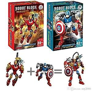 Avengers building block