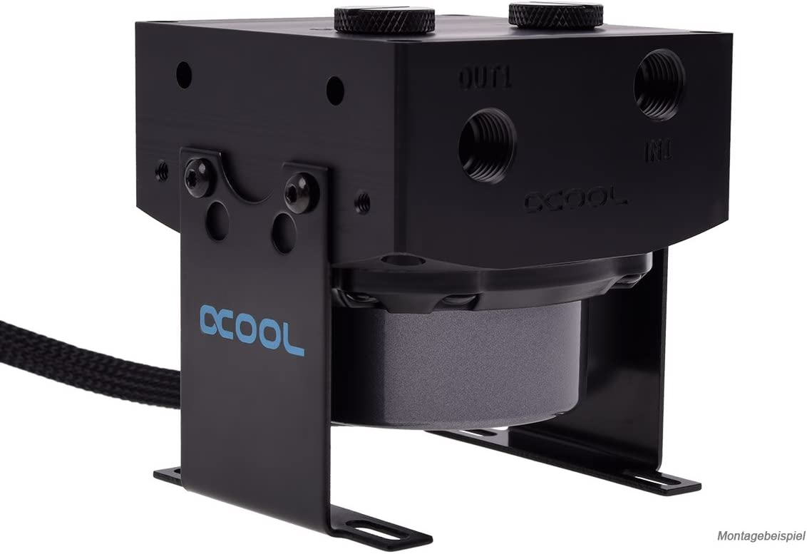 /Cooling Accessory 25/mm, 25/mm, 20/mm, 60/G Alphacool Eiszapfen G1//4/IG/