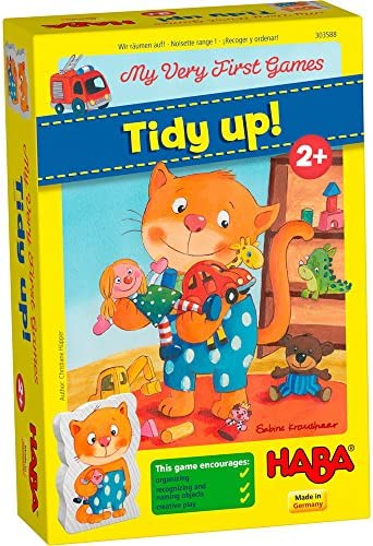 HABA Very First Games Tidy
