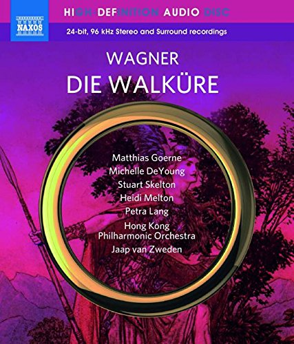 Richard Wagner: Die Walküre [Blu Ray Audio]