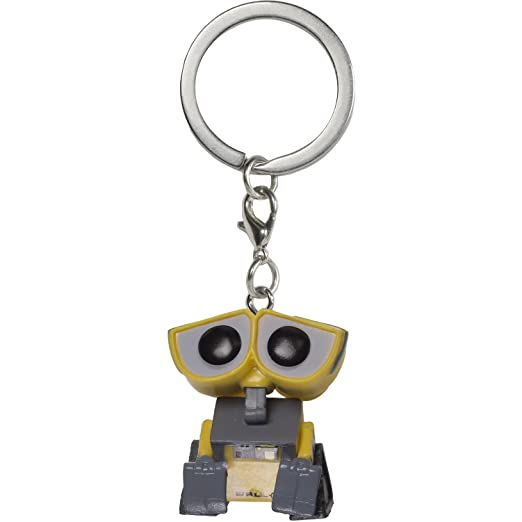 Amazon.com: Wall-E: Funko Pocket POP! x Disney - Wall-E Mini ...