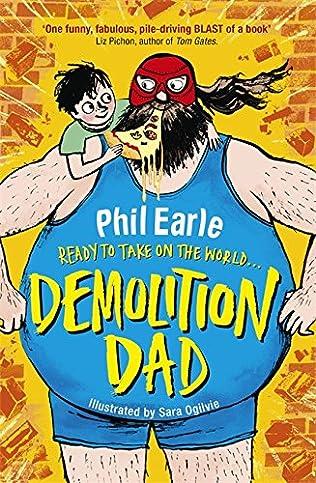 book cover of Demolition Dad
