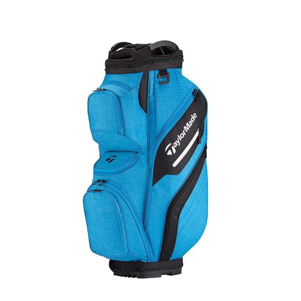 TaylorMade Supreme 2018 Cart Bag (Blue) (Blue)