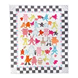 MacKenzie-Childs Animal Parade Baby Quilt