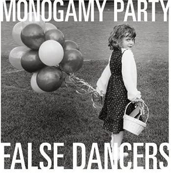 Monogamy Party - False Dancers (LP + MP3 Download Card) - Amazon com
