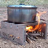180 STOVE – Emergency Stove, Backpacking Stove, Camp Stove – U.S.A. Made, Outdoor Stuffs