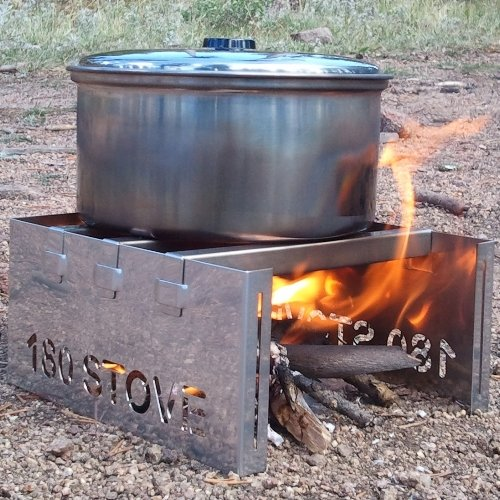 180 STOVE - Emergency Stove, Backpacking Stove, Camp Stov...