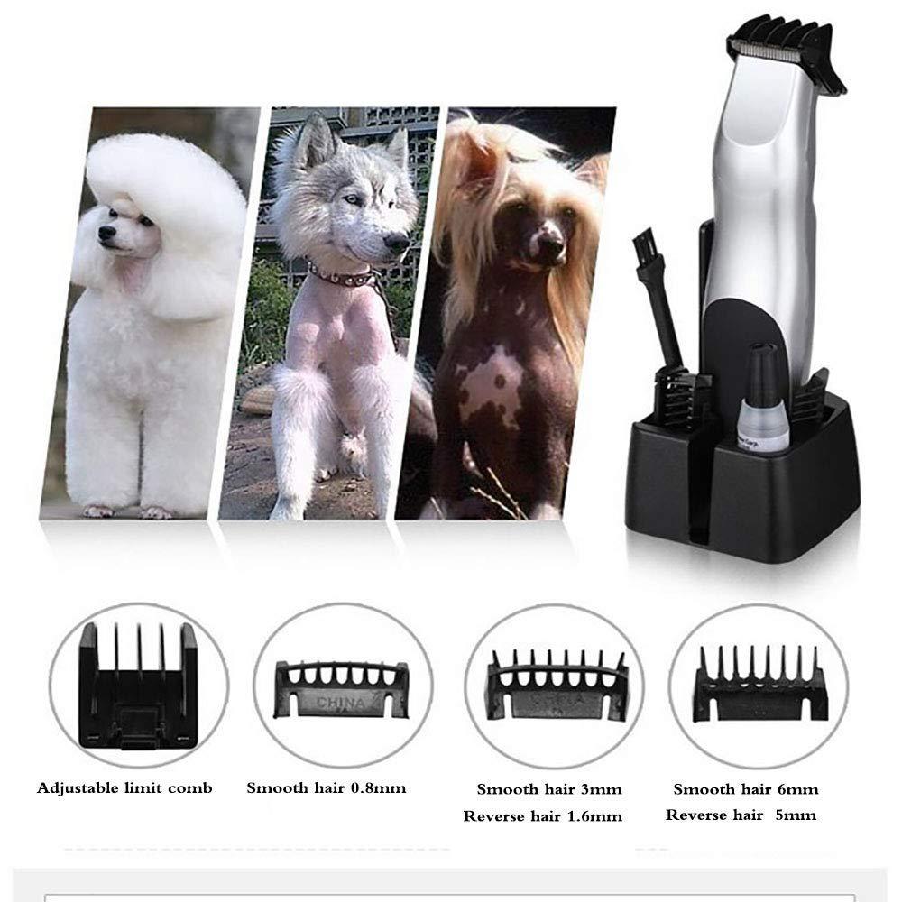 Haarschneider für Haustiere,Tierhaarschneider R Typ Obtuse Obtuse Obtuse Angle Design Low Noise Pet Shaver Batterie B07QCXL1S6 | Verrückter Preis, Birmingham  bc7eaf
