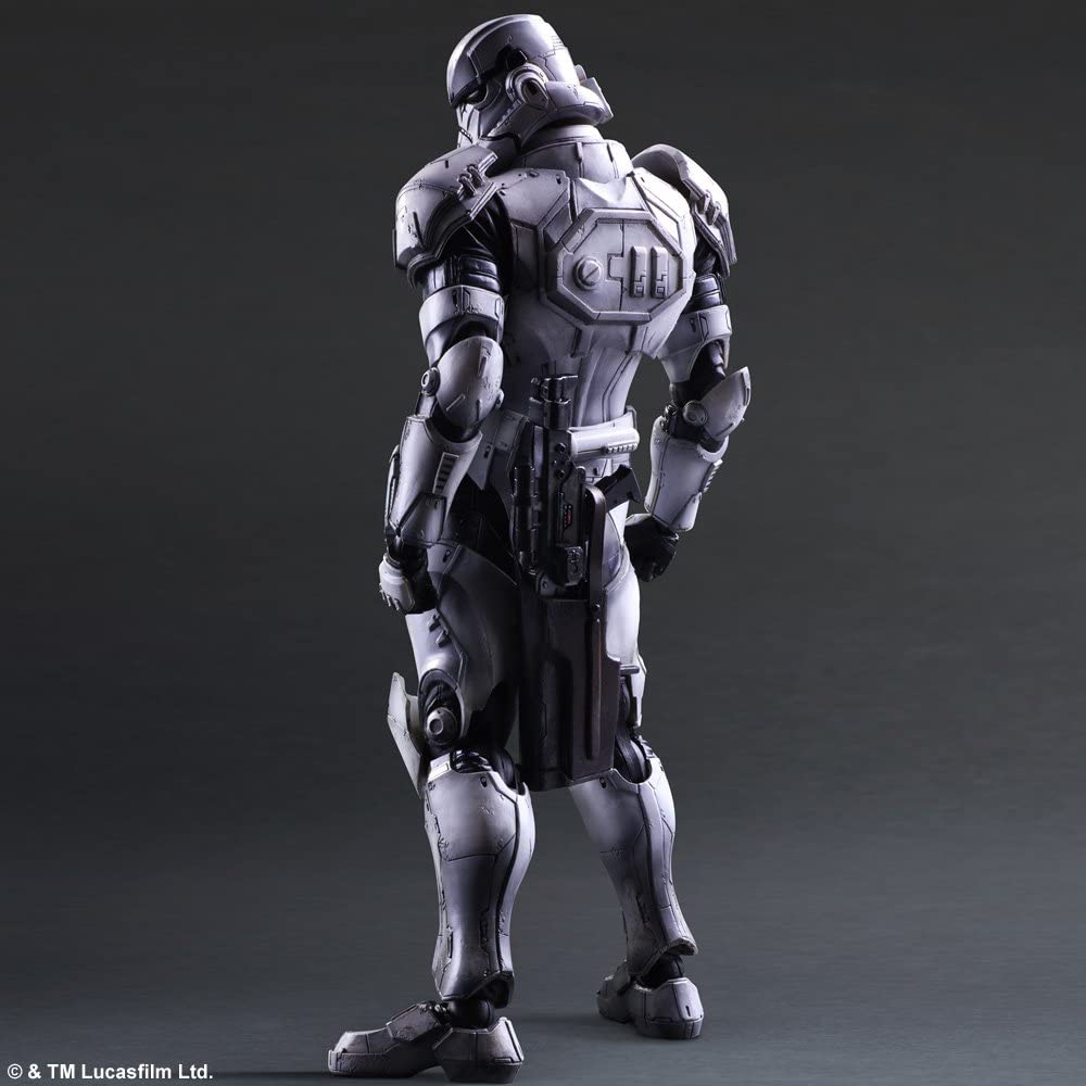 Play Arts Kai Variant STORMTROOPER Figure Model Toy 27cm