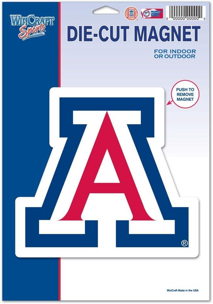 1 WinCraft NCAA University of Arizona 62101011 Lanyard Key Strap