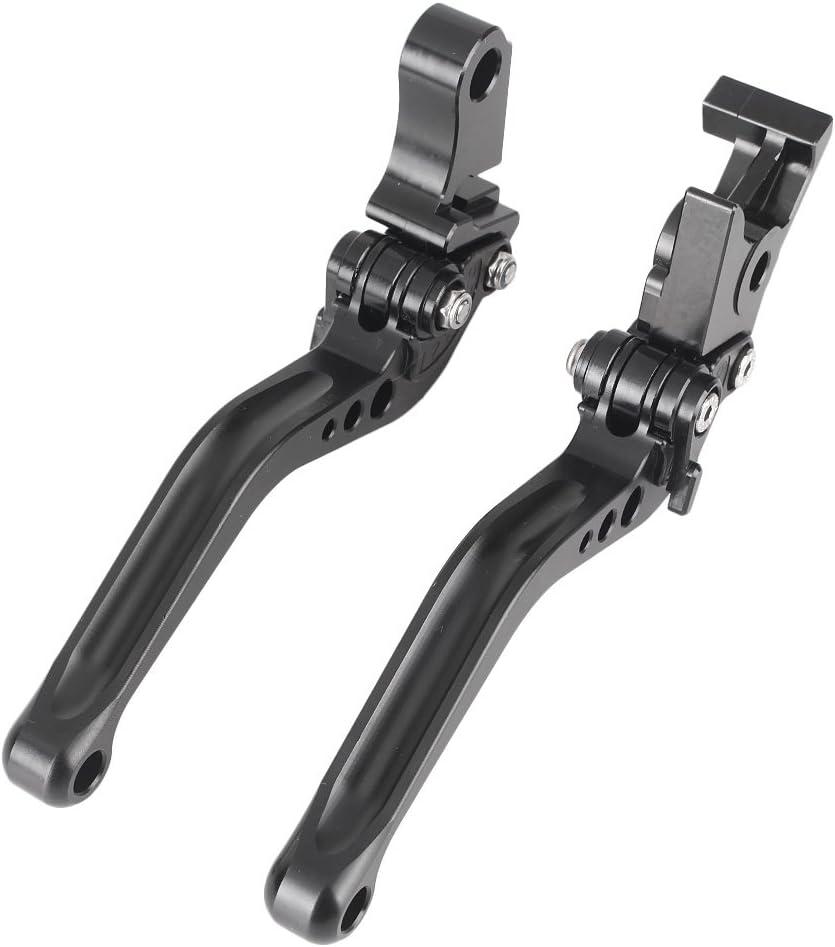 und Kupplungshebel 93-99 CBR 900RR /& 92-07 CBR 600 F2 F3 F4 F4I GZYF Kurze Brems