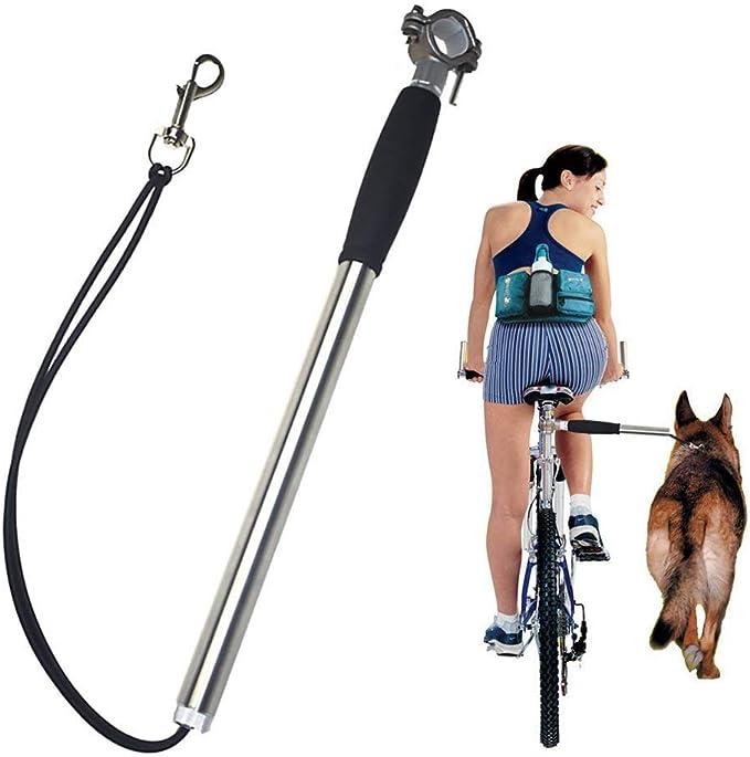 V.JUST Manos Libres Mascotas Correa Elástica Perro Bicicleta ...