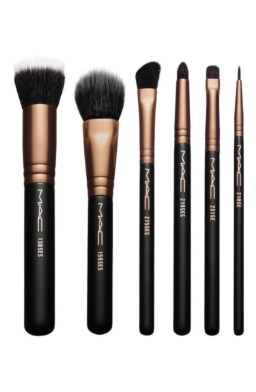 Mac Look In a Box Advanced Travel Brush Kit