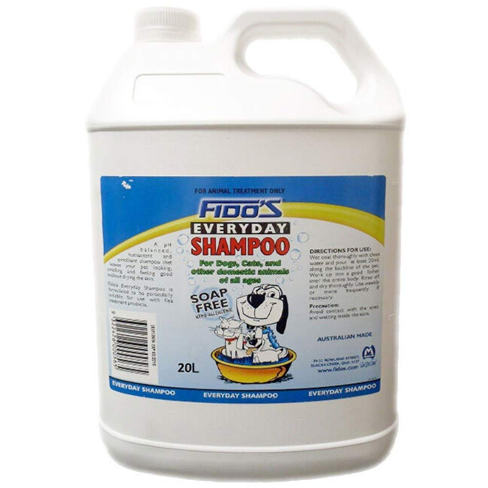 FIDOS Everyday Shampoo 20L (F0331)